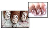 Spray Painting ✦ Splatter Nail Art & Easy Nail Designs (superWOWstyle)