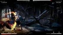 Mortal Kombat 10 - Sub Zero vs Scorpion Gameplay (PS4/Xbox One) - Mortal Kombat X