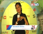 Hot Or Not- Sonakshi Sinha's Look At Swatch Launch