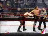 Raw.22.10.2001 - Kane & Undertaker Vs Booker T & Test