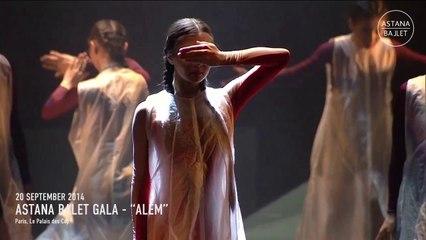 Astana Ballet Gala - Paris, Le Palais des Congrès de Paris - 20 septembre 2014