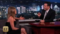 Jennifer Aniston Tasted Jimmy Kimmel's Wife's Milk