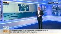 7 jours BFM: Arnaud Montebourg, le rebelle – 30/08