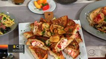 Chef Kevin Sbraga's signature lobster roll on THE Dish