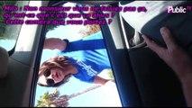 Exclu Vidéo : Mila Kunis craque face à un paparazzi quelques jours avant son accouchement !