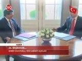 Cumhurbaşkanı Erdoğan Yeni Kabineyi Onayladı. - Ahmet Davutoğlu Yeni Kabineyi Açıkladı