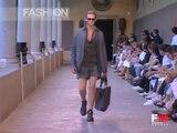 """Giuliano Fujiwara"" Spring Summer 2008 Men Milan 1 of 3 by Fashion Channel"