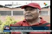 Ciudad Caribia, sueño de Chávez que acerca al socialismo