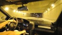 BMW  E36 cabrio exhaust sound