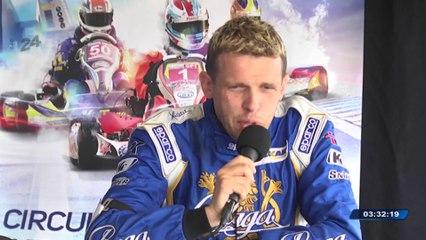 REPLAY (10h - 12h) : 24 Heures Karting 2014