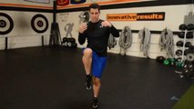 Reverse Lunge Knee Kick _ Martial Arts, Muscles & Fitness