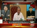 Javed Hashmi Was Planted In PTI By Khwaja Saad Rafique:- Fawad Chaudhry