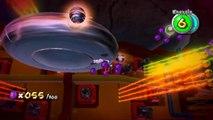 Super Mario Galaxy - Forteresse rocheuse - Étoile 5 : Les pièces violettes de la forteresse