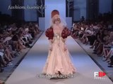 """Christian Lacroix"" Spring Summer 2007 Bridalwear Paris by Fashion Channel"