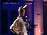 """""""Fausto Sarli"""" Spring Summer 2007 Bridalwear Milan 1 of 2 by Fashion Channel"""