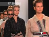 """Carolina Herrera"" Spring Summer 2007 New York 2 of 2 by Fashion Channel"