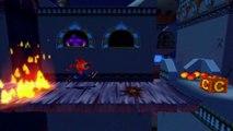 Crash Bandicoot 3 : Warped - Niveau 13 : High Time