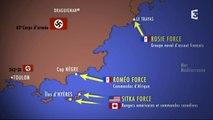 """2e Guerre Mondiale - Provence, août 1944 """"L'autre débarquement"""""""