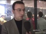 Denis Lieppe soutient Nicolas Sarkozy