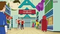 The Awesomes Season 2 Episode 5 The Awesomes' Awesome Show