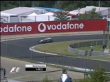 F1 Hungary 2005 Qualifying - Kimi Raikkonen Lap