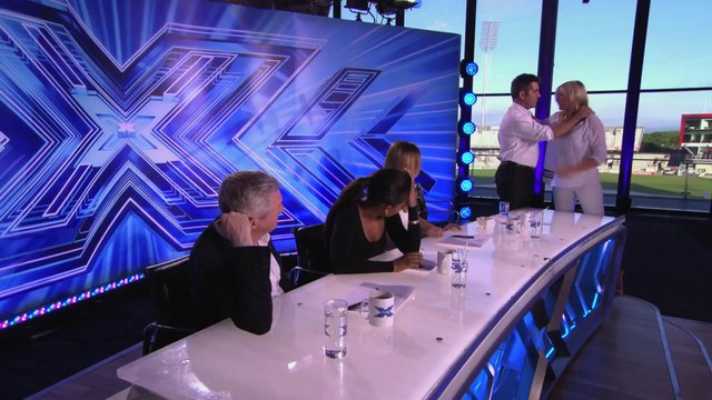 Linzi Martin sings Jackson 5's I'll Be There - Audition Week 1 - The X Factor UK 2014