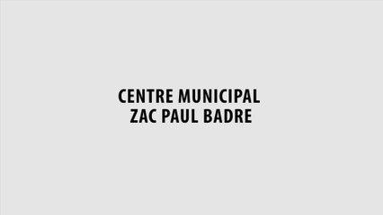 Inauguration du centre municipal de zac Paul Badré
