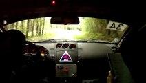 ES 3 Coeur de France 2014 Cellé Ticot/Brisset Nissan 350z GT10