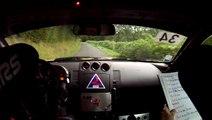 ES 7 Coeur de France 2014 Bonneveau Ticot/Brisset Nissan 350z GT10