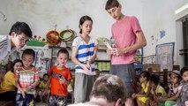 Les jeunes volontaires au Vietnam