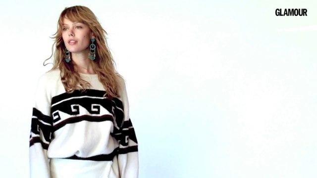Making of : Frida Gustavsson pose le Spécial Mode de Glamour