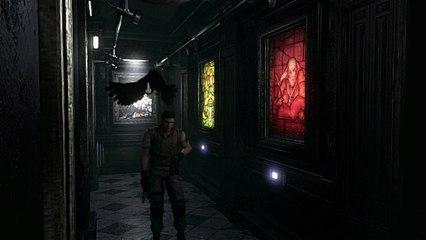 Resident evil gameplay de Resident Evil HD Remaster