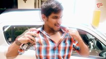Deodorant Ads Spoof    Telugu Comedy Spoof