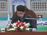 Sahibzada Sultan Ahmad Ali Speaking on, Melad e Mustafa SAWW Conference on 12, 13 April 2013 at Shrine of Hadrat Sultan Bahoo(R.A)