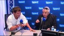 En duo : Michel Sardou et Thomas Sotto chantent Les lacs du Connemara