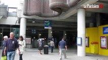 Réouverture de la gare de Cergy Préfecture