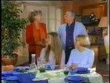 """LORETTA GOGGI in """"Due per tre"""" (1996) + imitazioni da """"Fantastico""""."""