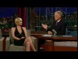 David Letterman Late Show :  L'interview surréaliste de Paris Hilton (2007)