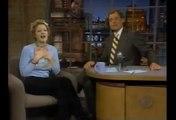 Letterman : Drew Barrymore en toute liberté (1995)