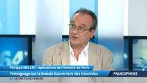 La Une Francophone: témoignage sur la Grande Guerre hors des tranchées