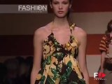 """""""Moschino Cheap&Chic"""" Spring Summer Milan 2007 1 of 6 by Fashion Channel"""