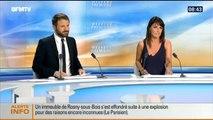 Rosny-sous-Bois : BFMTV interroge un témoin qui n'a rien vu