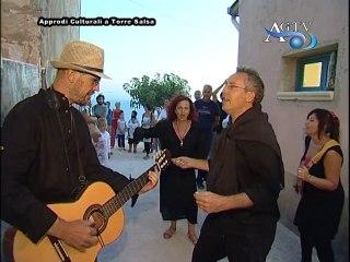 Speciale Approdi Culturali a Torre Salsa 01 09 2014 Agrigento TV