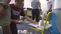 Hautes-Alpes: Quand des chercheurs japonais s'intérressent aux jambes des étudiants en STAPS de Gap