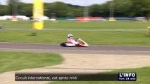 Les 24 Heures Karting sur LMTV ce week-end (Le Mans)