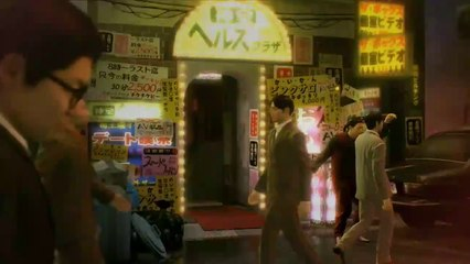 Yakuza Zero 0 - Trailer