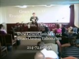 Evangelistic Archive - 2007 (Pastor Charles preaching evangelistically)