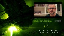 Alien Isolation Creating the Alien | PS4/Xbox One/PS3/Xbox 360/PC