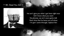Mr. Steal Your Girl - Trey Songz (Lyrics)