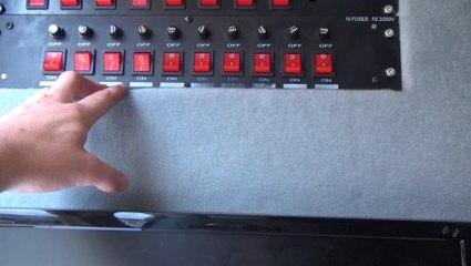 ASVTV-Camion Regie- Avancement travaux - 8ieme jours